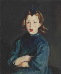 ann of achill by robert henri