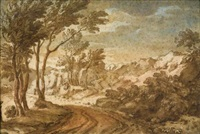 paysage animé by abraham genoels