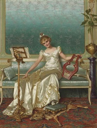 the interlude by vittorio reggianini