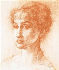 portrait of inge by john howard gould