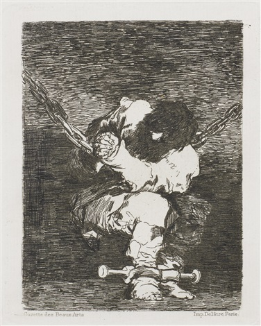 the little prisoner by francisco de goya