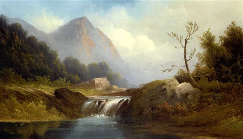 wilderness idyll by robert scott duncanson