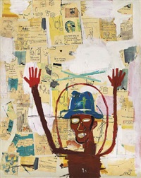 toxic by jean-michel basquiat