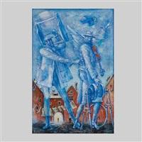bluebird by mikhail arkadievich gelman