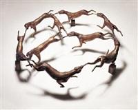 fox wheel by bruce nauman
