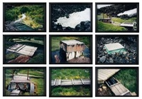 sans titre (9 works from dwell series) by olafur eliasson