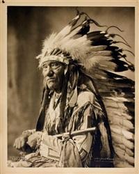 little wound (taopi chik'ala), oglala lakota by frank a. rinehart