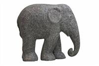 elephas maximus by maria bojsen