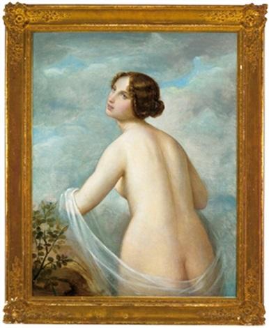 nudo femminile by natale schiavoni