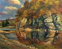 пейзаж by joseph bokshai