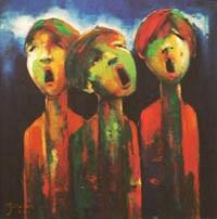 trio by gunawan bagea