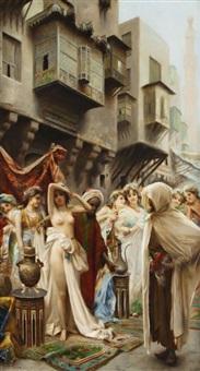 le marché aux esclaves by fabio fabbi