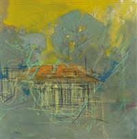 la casa gialla by alberto sughi