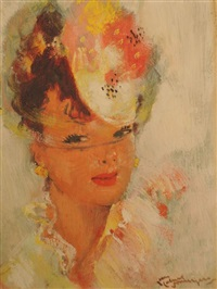 johnie by jean-gabriel domergue