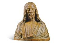bust of christ by andrea del verrocchio