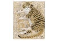 cat by fuku akino