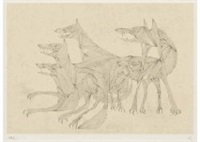 wolves by matazo kayama