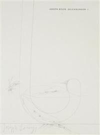 untitled (zeichnungen i) by joseph beuys