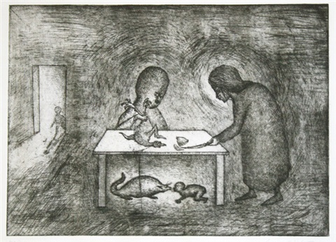 chicken soup by leonora carrington