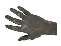 hand by gustinus ambrosi