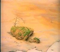 oasis, 1991 by edelgard basalyk