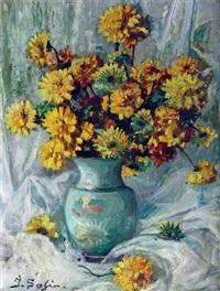 vazoda çiçekler by ibrahim safi
