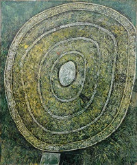 concentric ovals by david haughton