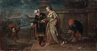 le départ de la princesse by carletto carliari