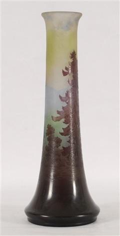 vase à haut col