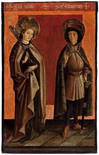 zwei heilige by austrian school (16)