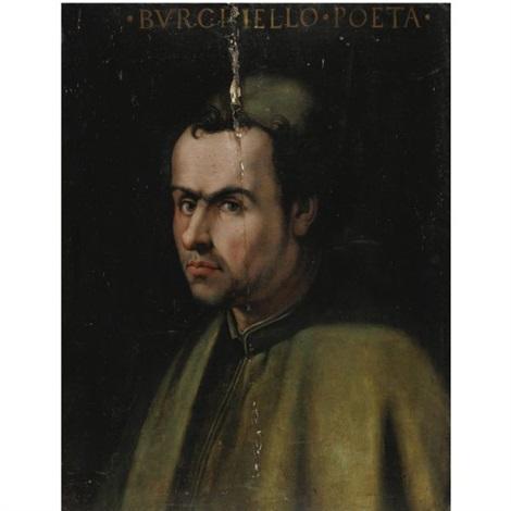 ritratto del poeta burchiello by agnolo bronzino