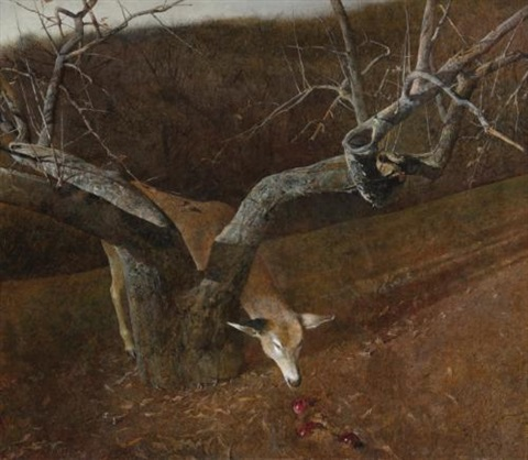 jacklight by andrew wyeth