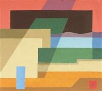 eforie landscape by vasile dobrian