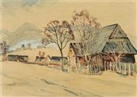 cabins by stefan filipkiewicz