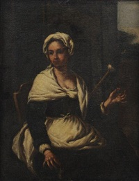 la fileuse by antonio mercurio amorosi