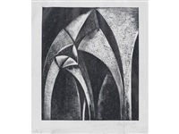 design of arches by paul nash