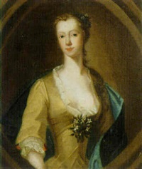 portrait of rachel macdonald by henry smith