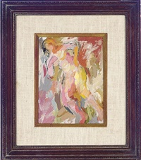 figure of venus no.11 (+ another; 2 works) by eugenie baizerman