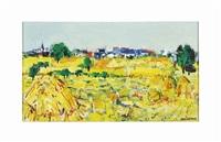 paysage by yolande ardissone