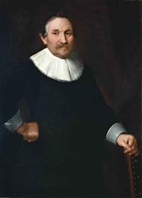 ritratto maschile by thomas de keyser