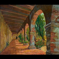 mission de san juan capistrano by james arthur merriam
