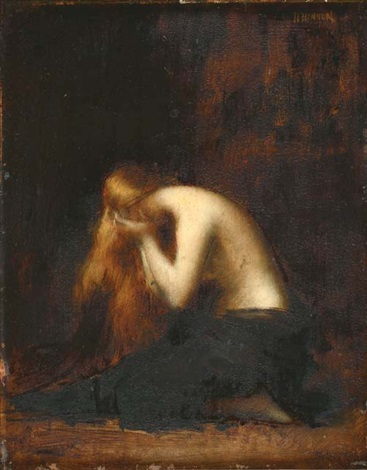 madeleine by jean jacques henner