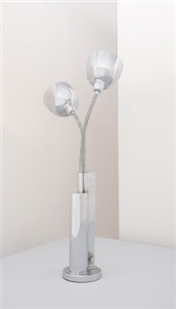 rare table lamp by egmont arens