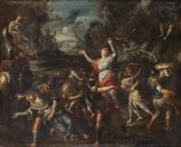il ratto delle sabine by francesco (da gubbio) allegrini