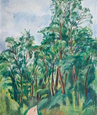 drzewa by simon françois stanislas mondzain