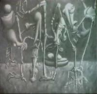 les mutants: genocide gamma by milos kodjoman
