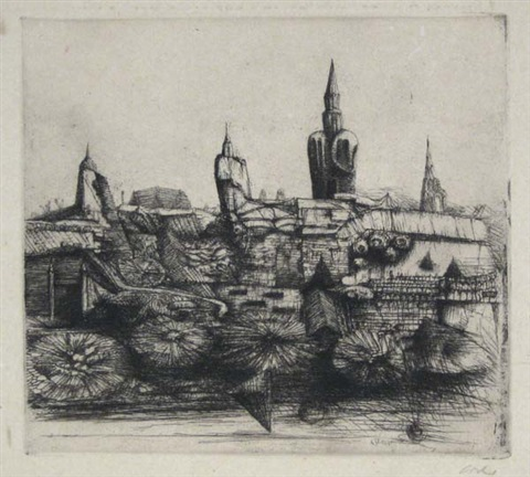 festung by otto coester