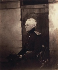 lt. gen. sir george brown, g. c. b by roger fenton