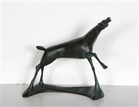 horse by stanley bleifeld