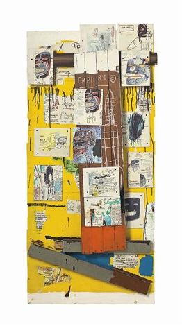 enob by jean michel basquiat